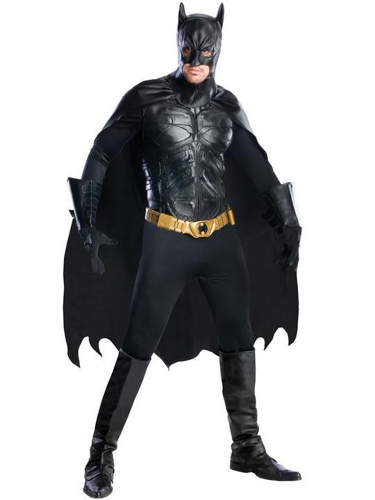 Batman Dark Knight Maskeraddräkt Medium