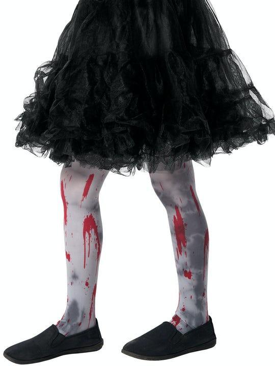 Blodiga Zombie Strumpbyxor Barn