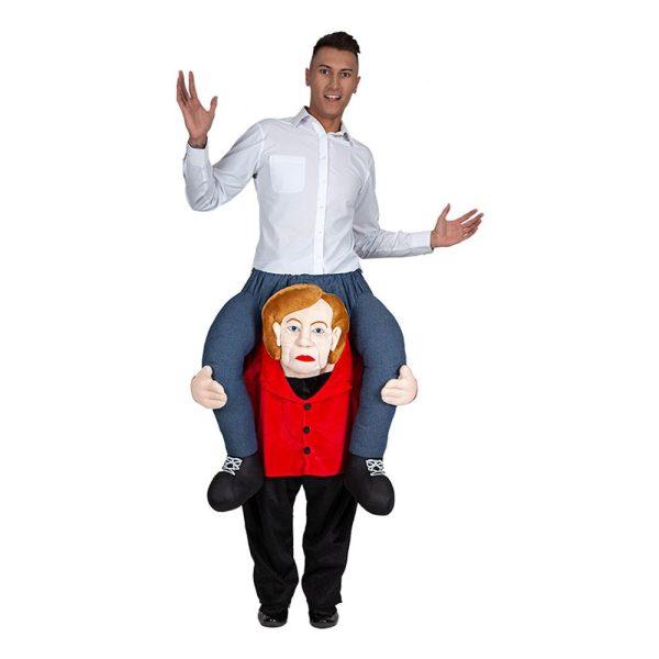 Carry Me Tysk Förbundskansler Maskeraddräkt - One size