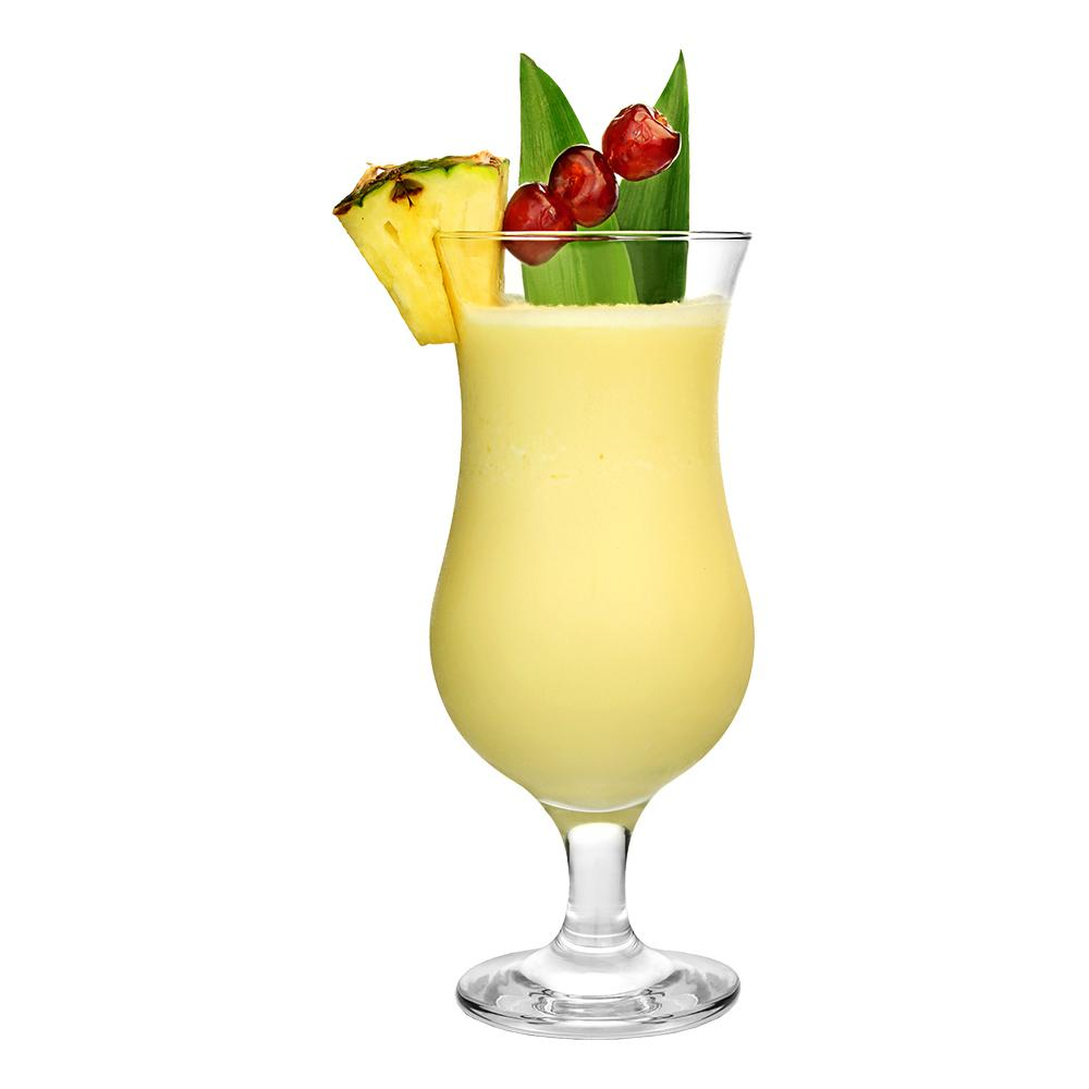 City Pina Colada Glas - 6-pack