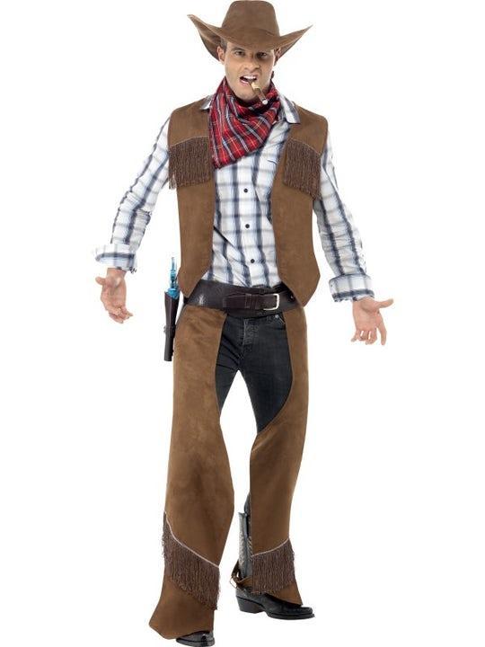 Cowboy Maskeraddräkt Medium
