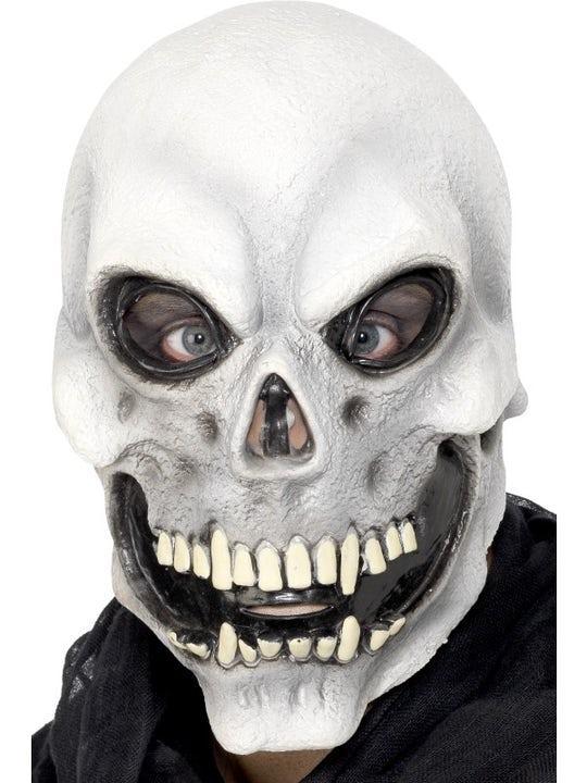 Dödskalle Grin Mask