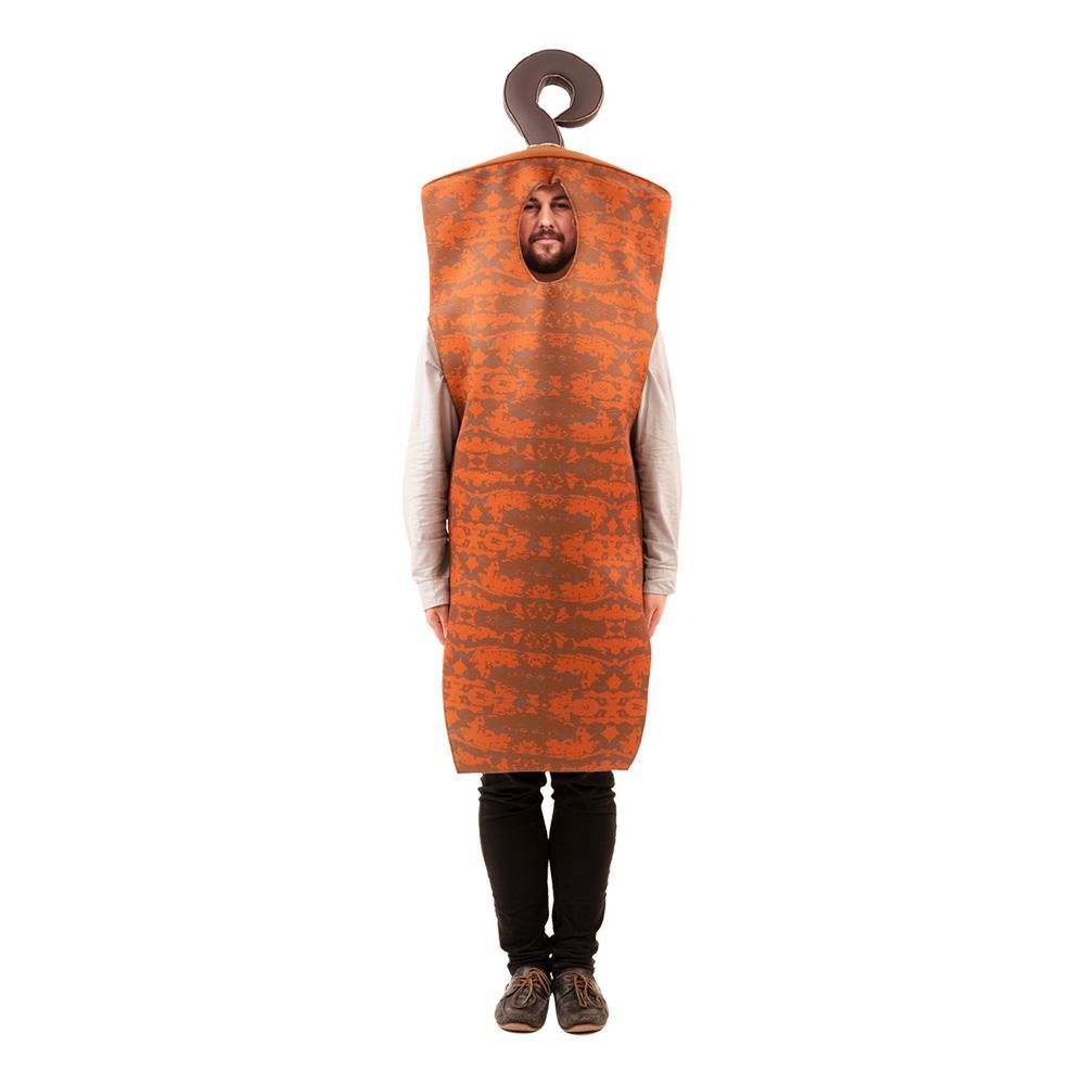Döner Kebab Maskeraddräkt - One size