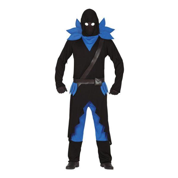 Dark Warrior Maskeraddräkt - One size
