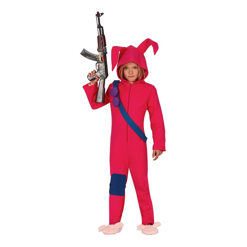 Datorspel Kanin Barn Maskeraddräkt - 12-14