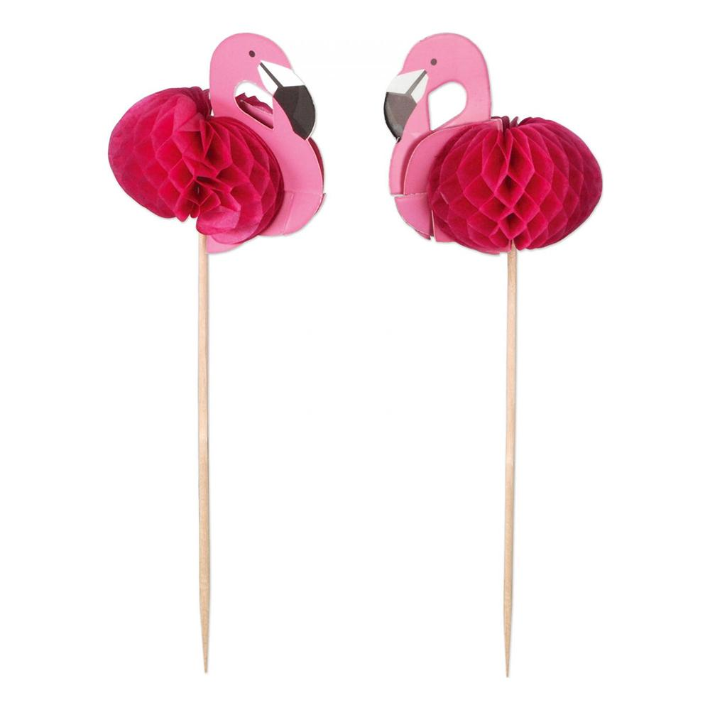Flamingos Cocktaildekoration