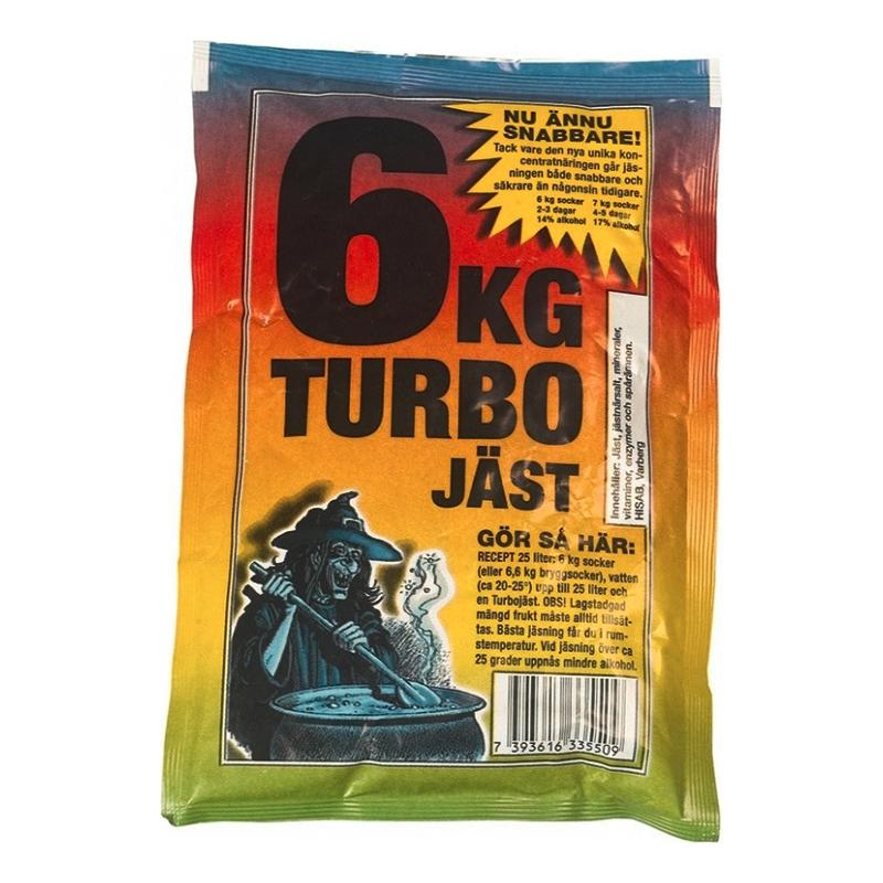 Häxan Turbojäst - 8 kg