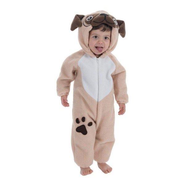 Hundvalp Bebis Maskeraddräkt - One size