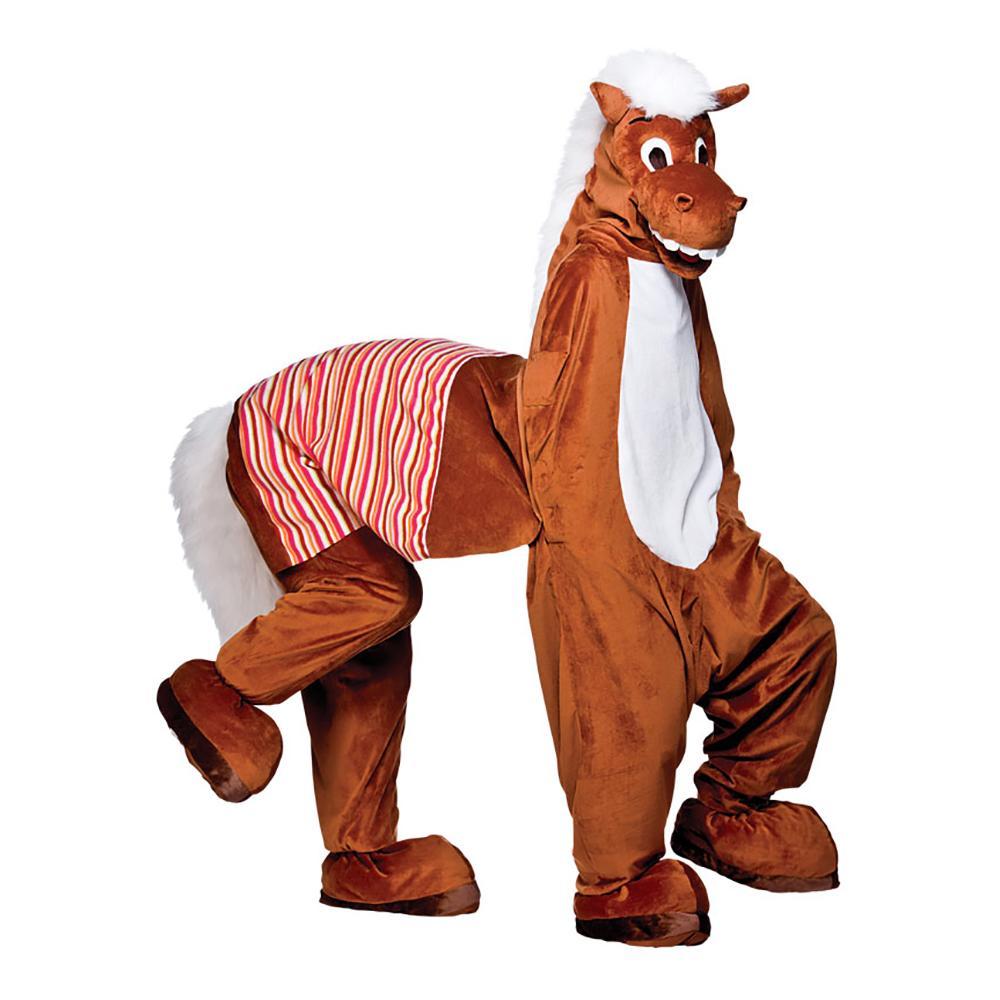 Kamel för Två Maskeraddräkt - One size