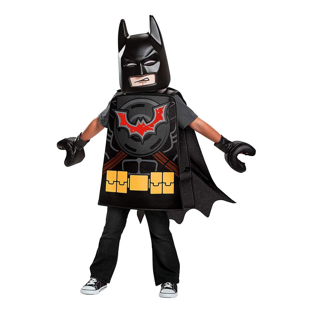 LEGO Batman LM2 Budget Barn Maskeraddräkt - One size