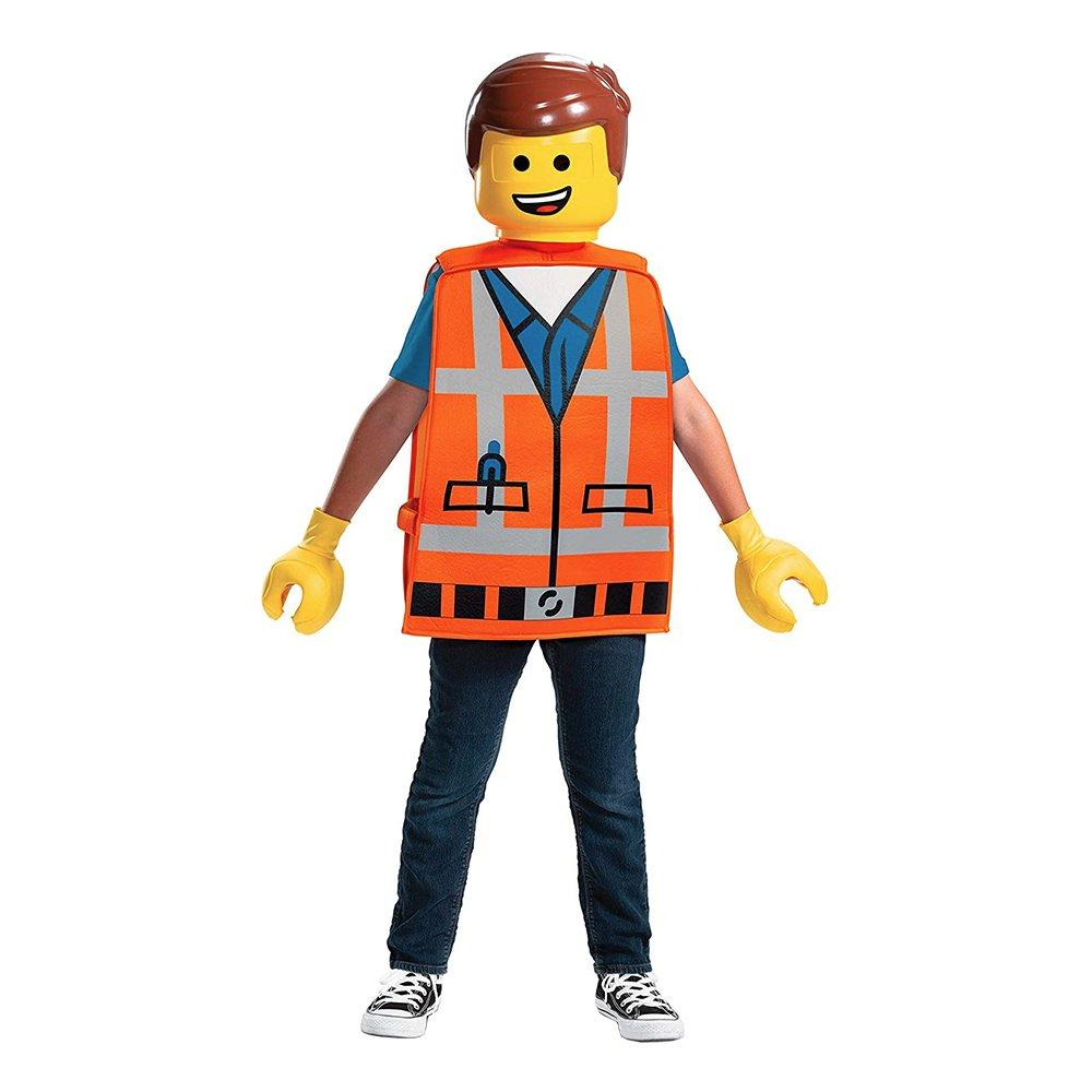 LEGO Emmet Budget Barn Maskeraddräkt - One size