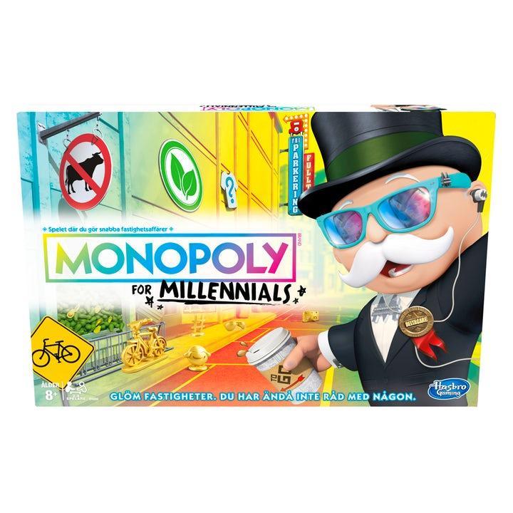 Monopol för Millennials