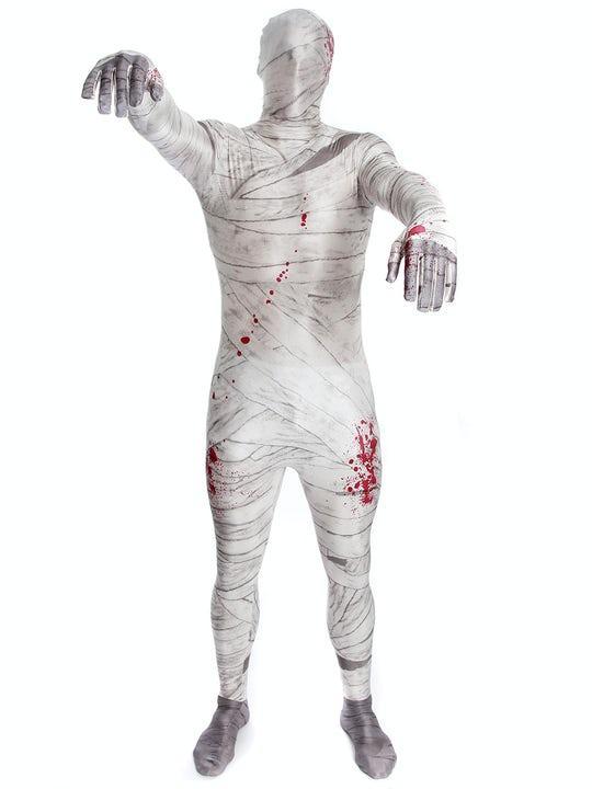 Mumie Morphsuit Maskeraddräkt XXLarge