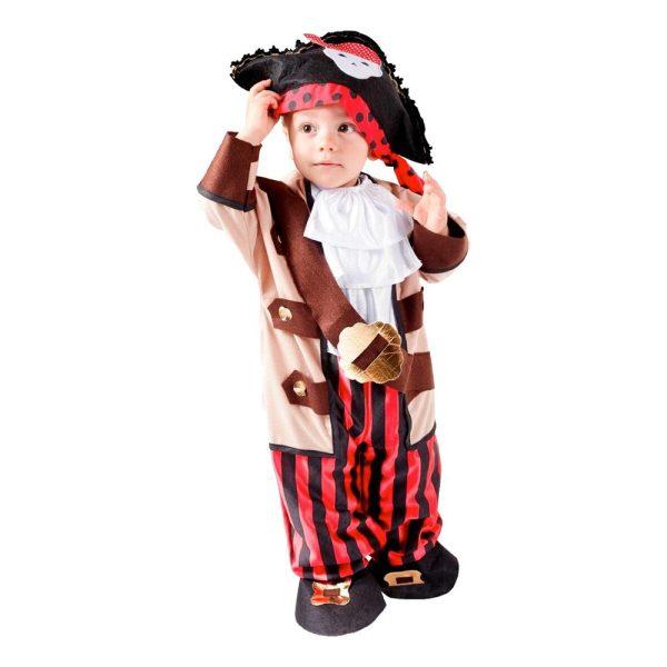 Pirat Bebis Maskeraddräkt - One size