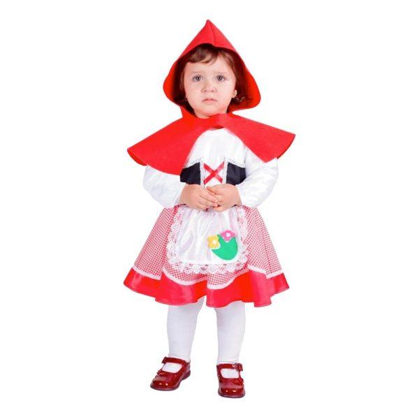 Rödluvan Bebis Maskeraddräkt - One size