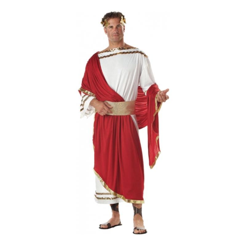 Romersk Caesar Maskeraddräkt - One size