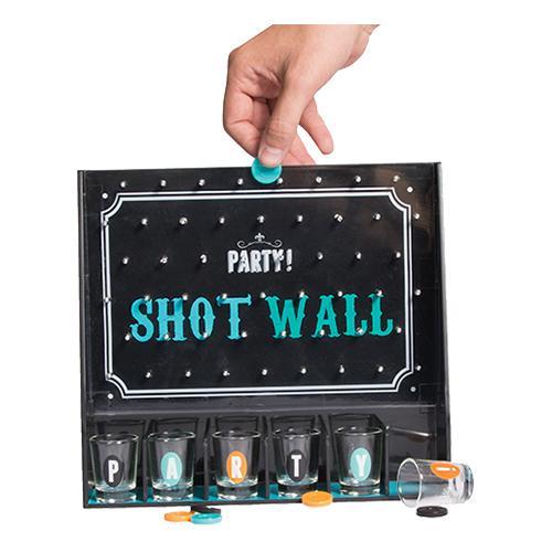 Shot Wall Drinkspel