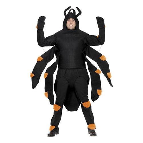 Spindel Maskeraddräkt - One size