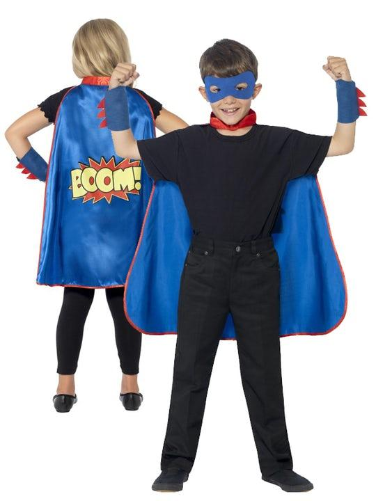 Superhjälte Instant Kit Barn