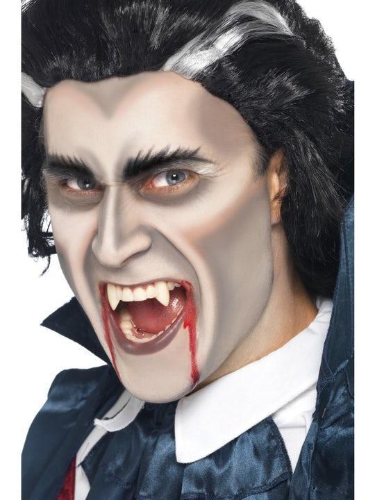 Vampyr Sminkset med Tänder