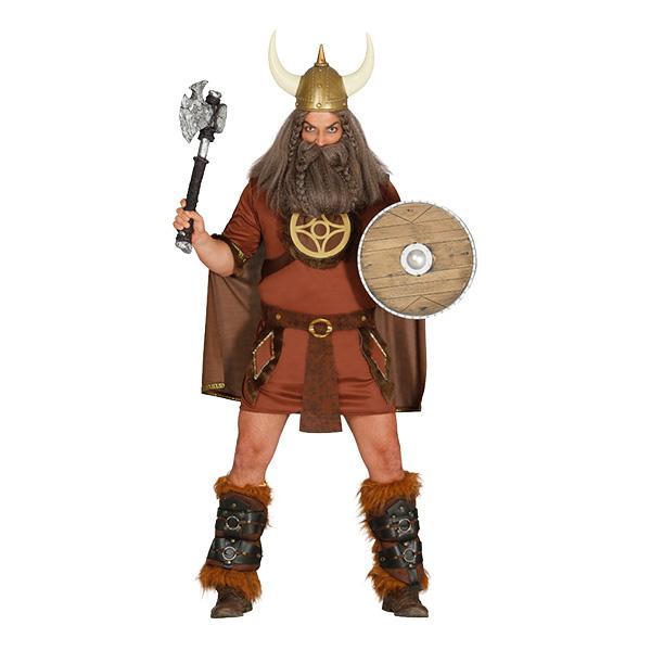 Viking Man Maskeraddräkt - One size (Large)