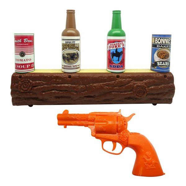 Wild West Gunslinger Prickskyttespel