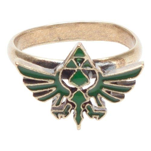 Zelda Triforce Ring - Large