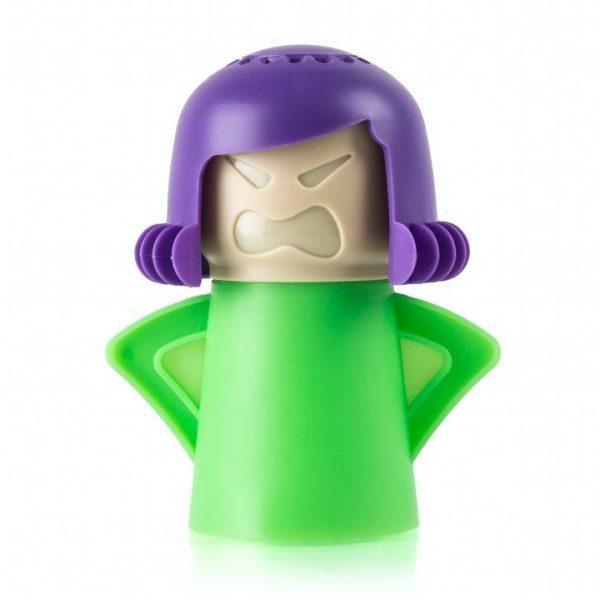 Angry Mama Rengöring för Mikron