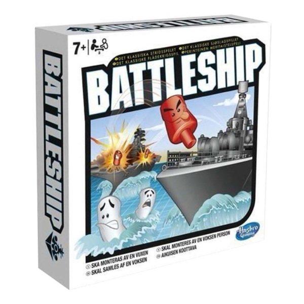 Battleship Spel