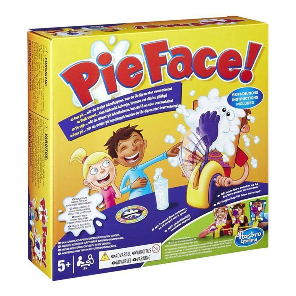 Pie Face Chain Reaction Sällskapsspel