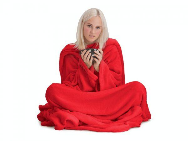 Snug Rug Deluxe Röd