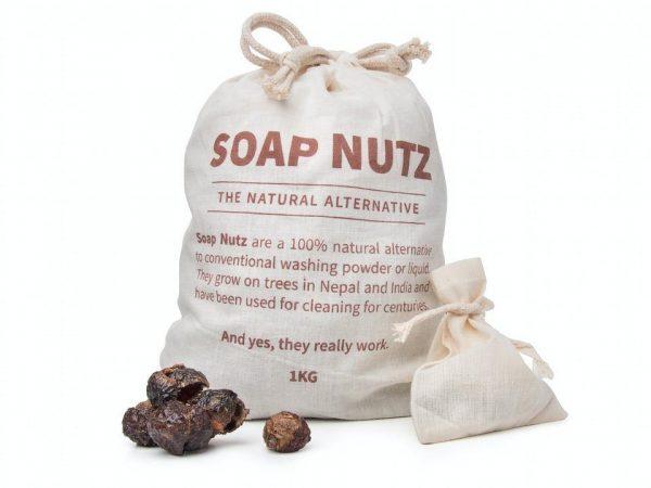 Soap Nutz Tvättnötter, 1 kg