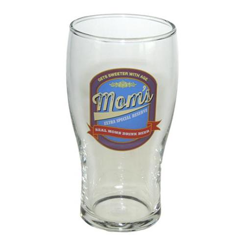 Ölglas Moms
