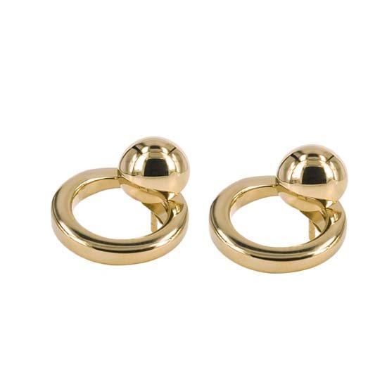 Astrid & Agnes Denise örhängen guld