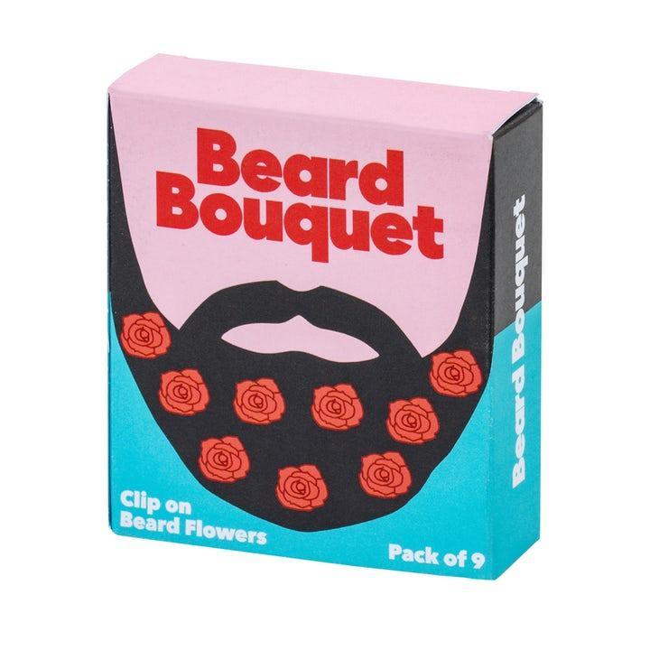 Beard Bouquet Skäggdekoration