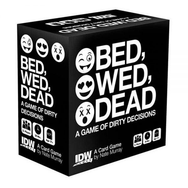 Bed Wed Dead Festspel