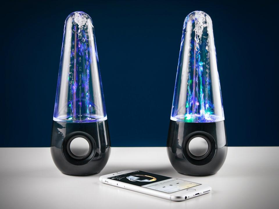 Bluetooth Water Dancing Speaker