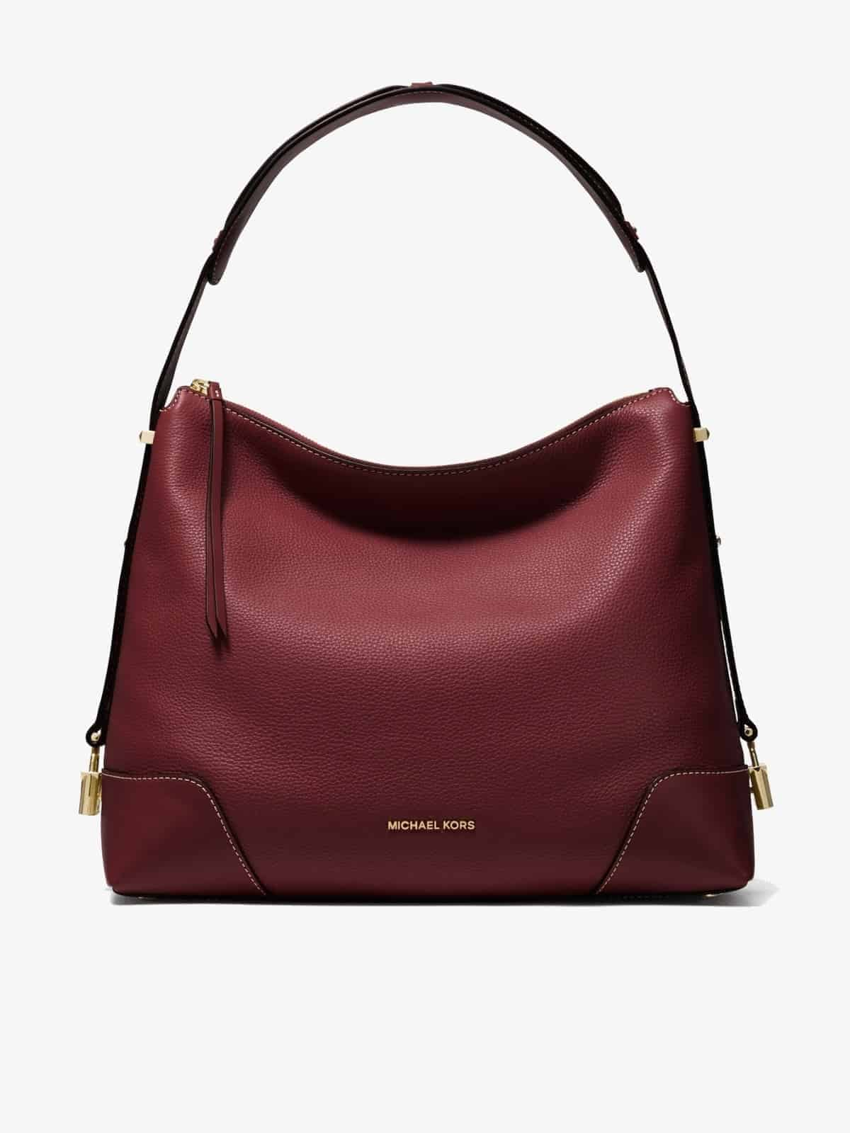 Crosby Large Shoulder Bag Leather