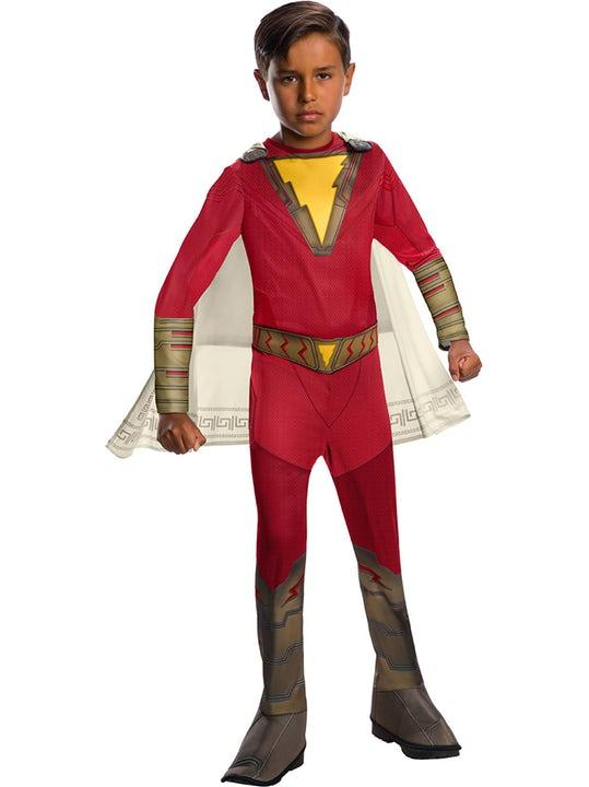 DC Comics Shazam Maskeraddräkt Barn Small