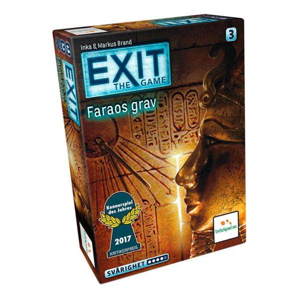 EXIT 3: Faraos Grav Spel