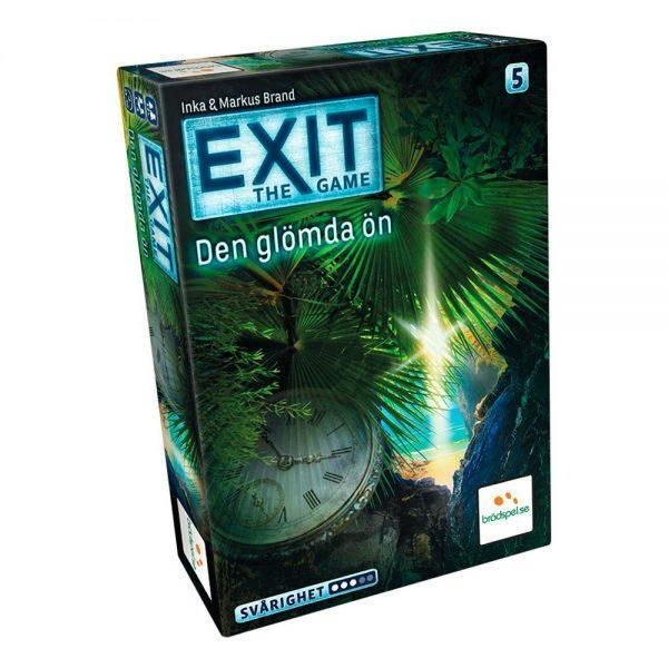 EXIT 5: Den Glömda Ön Spel
