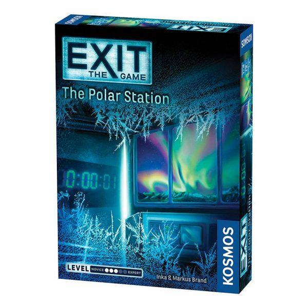 EXIT 7: The Polar Station Spel