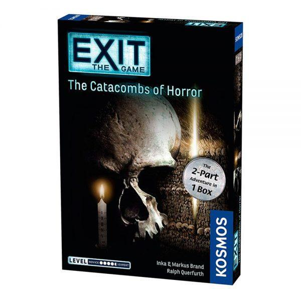EXIT 9: The Catacombs of Horror Spel