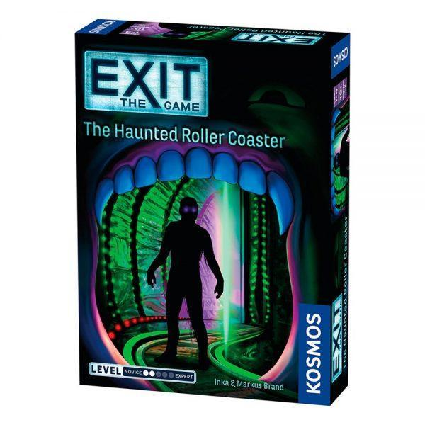EXIT: The Haunted Rollercoaster Spel