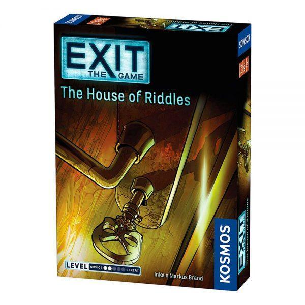 EXIT: The House of Riddles Spel