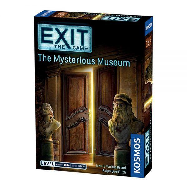 EXIT: The Mysterious Museum Spel
