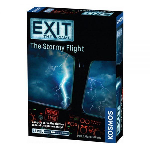 EXIT: The Stormy Flight Spel
