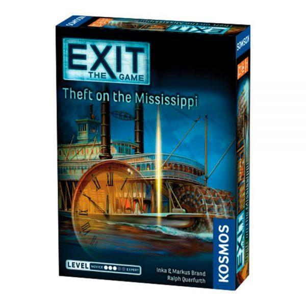 EXIT: The Theft On The Mississippi Spel