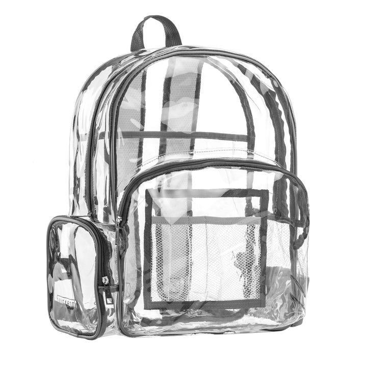Genomskinlig Ryggsäck