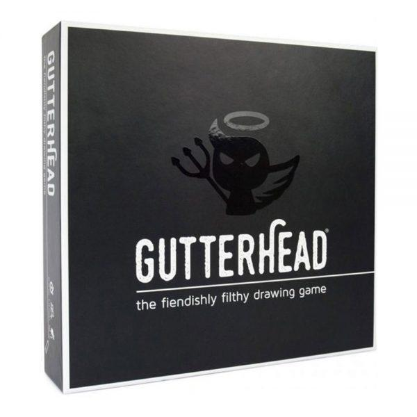Gutterhead - The Fiendishly Filthy Drawing Game Spel